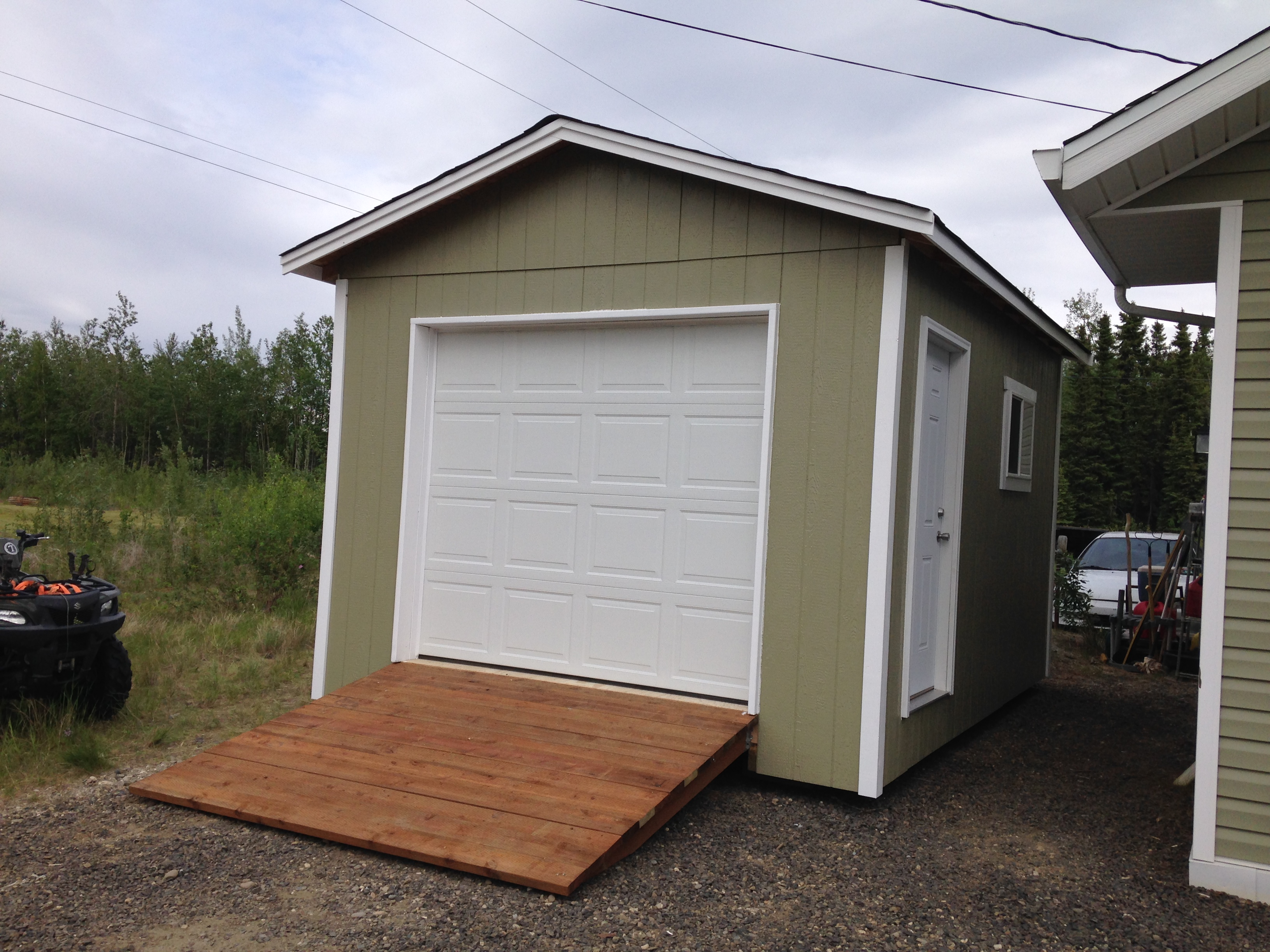 Custom Sheds and Building