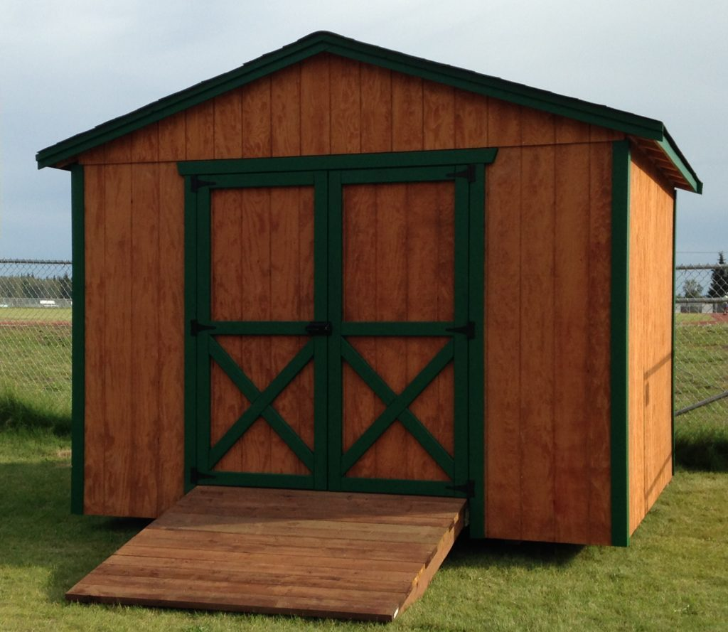 Tool Shed Storage Specifications